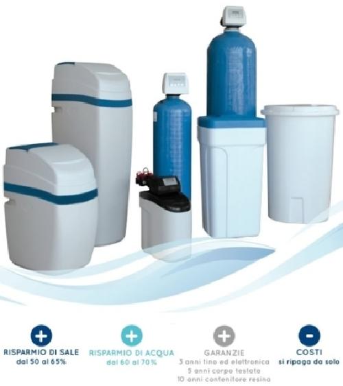trattamenti dell'acqua | Edil Impianti Bartucca