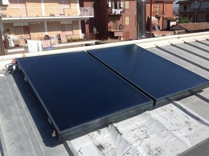 Solare Termico | Edil Impianti Bartucca