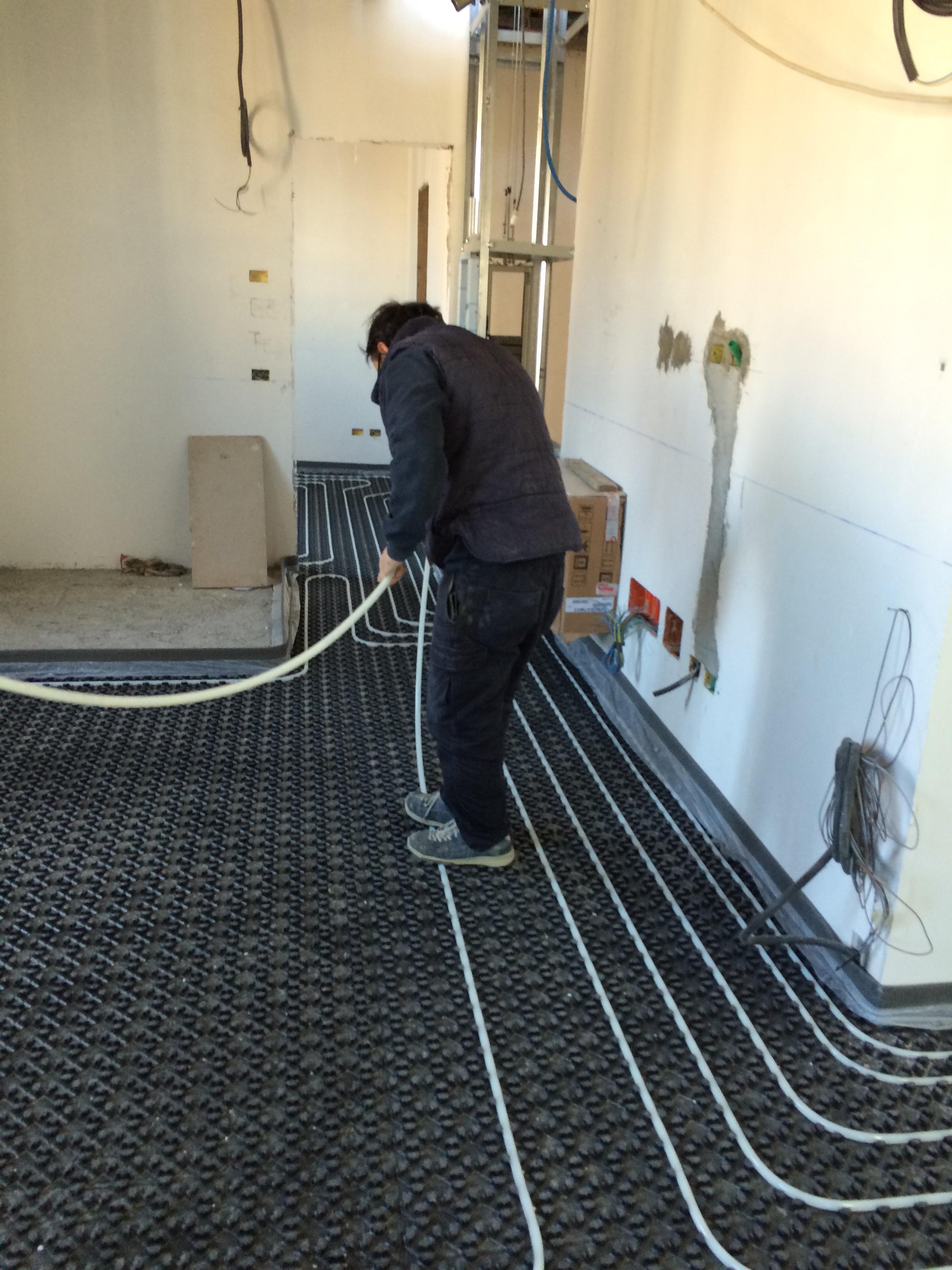impianti radianti a pavimento | Edil Impianti Bartucca